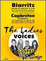 GOSPEL: THE LADIES VOICES - LES CELEBRES CHANTS TRADITIONNELS
