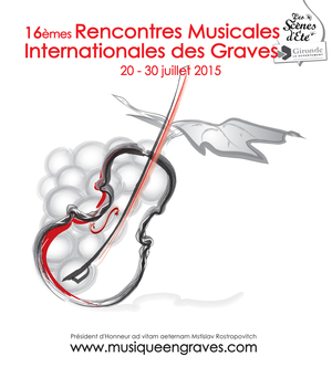 16e Rencontres Musicales Internationales des Graves