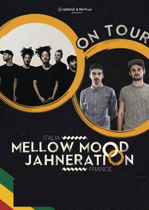 JAHNERATION + MELLOW MOOD