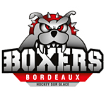 BOXERS DE BORDEAUX / LYON - SAXOPRINT LIGUE MAGNUS