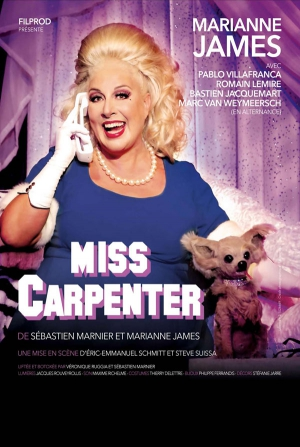 MISS CARPENTER - avec Marianne James