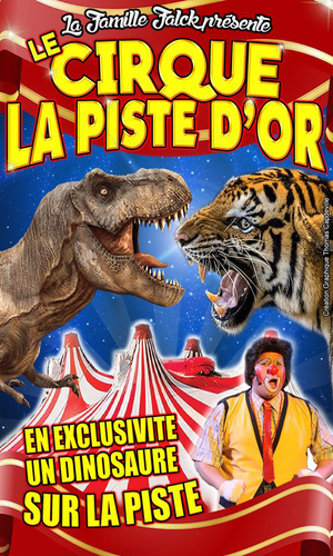 "Le Cirque La Piste d'Or dans ""Happy Birthday"""