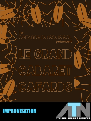 LE GRAND CABARET CAFARDS