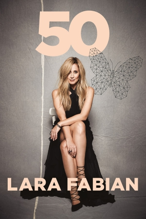 LARA FABIAN - 50 WORLD TOUR