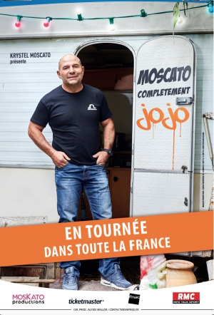 VINCENT MOSCATO - MOSCATO COMPLETEMENT JOJO
