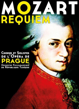 REQUIEM DE MOZART - PRAGUE