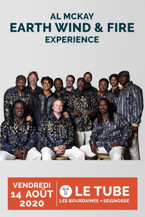 AL MCKAY EARTH WIND & FIRE - EXPERIENCE