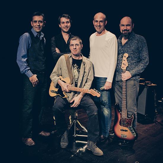 Nico wayne toussaint quintet blues club house bordeaux ex comptoir du jazz bordeaux - Comptoir du jazz bordeaux ...
