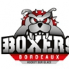 affiche BOXERS DE BORDEAUX / ANGERS - SAXOPRINT LIGUE MAGNUS