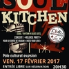 affiche Soul Kitchen (Soul / Rhythm n Blues 60's)