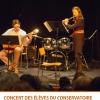 affiche Les élèves du Conservatoire : Orchestres de Musique de chambre - Fête de la Musique 2017