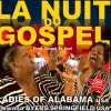 affiche LA NUIT DU GOSPEL - LADIES OF - ALABAMA
