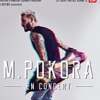 affiche M POKORA - MY WAY TOUR-1ERE PARTIE : CHROMATIK