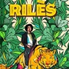 affiche RILES - THE JUNGLE TOUR