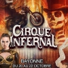 affiche CIRQUE INFERNAL