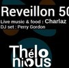 affiche Réveillon 70's Party - Live & Food - Dj Set Vinyl