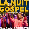 affiche LA NUIT DU GOSPEL - - GLEN DAVID ANDREWS