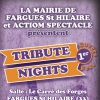 affiche TRIBUTE NIGHTS - 1ST COVER FEST