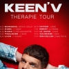 affiche KEEN'V - THERAPIE TOUR