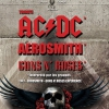 affiche LEGENDS OF ROCK - (AC/DC, AEROSMITH, GUNs n ROSES)