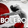 affiche BOLERO - HOMMAGE A MAURICE RAVEL - BALLET & ORCH. OPERA NAT. RUSSE