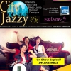 affiche CITYJAZZY  - LES SWINGIRLS - JAZZY ! GIRLY ! FUNNY !