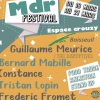 affiche FREDERIC FROMET - MDR FESTIVAL 2020