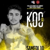 affiche KNOCK OUT CHAMPIONSHIP 13