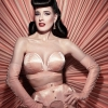affiche DITA VON TEESE - MEET & GREET - GLAMONATRIX