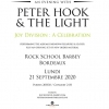 affiche PETER HOOK & THE LIGHT - PLAYS 'JOY DIVISION A CELEBRATION'