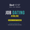 affiche Job Dating National ESD / ESP 100% online