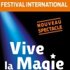 affiche FEST. INTERNATIONAL VIVE LA MAGIE - 13EME EDITION
