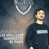 affiche INGLORIOUS COMEDY CLUB